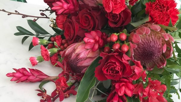 Beverly's Blooms Valentine's Day Bouquet