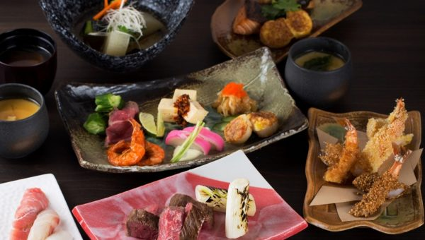 Kazu Sushi Grill Sake showcases an extensive range of premium sushi and sashimi