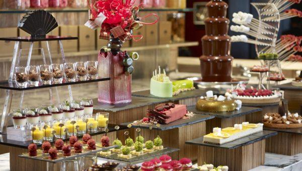 Melt Café Dessert Counter