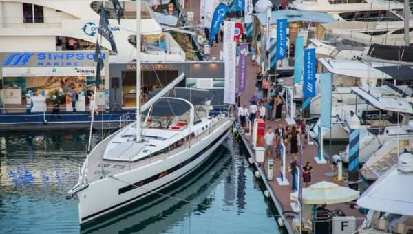 Singapore Yacht Show Exhibition