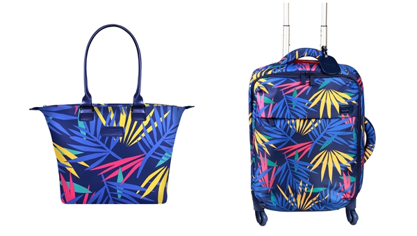 48b03ee47281 An elegant and singular design signed by Lipault. Tropical night is the  perfect print to match with all colours from ...