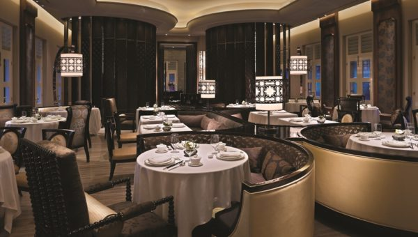Cassia Restaurant Interior