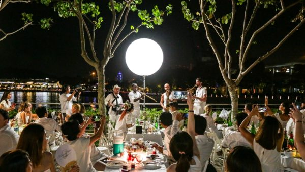 Diner en Blanc 2017 Singapore photo Chab Events Entertainment