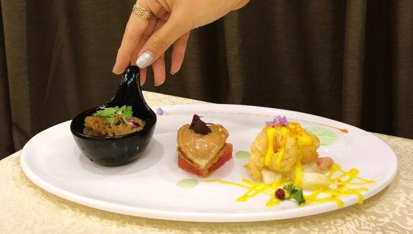 Imperial Feast Trio Appetizer Platter