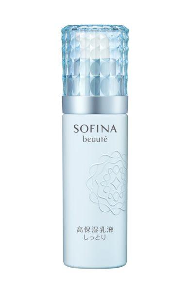 SOFINA Moisturizing Emulsion.