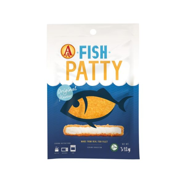AA Fish Patty