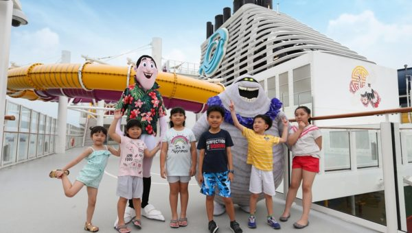 Dream Cruises - HT3 Characters with Kids