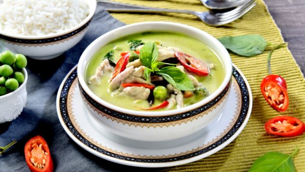 Kang Keaw Wan (Thai Green Curry)