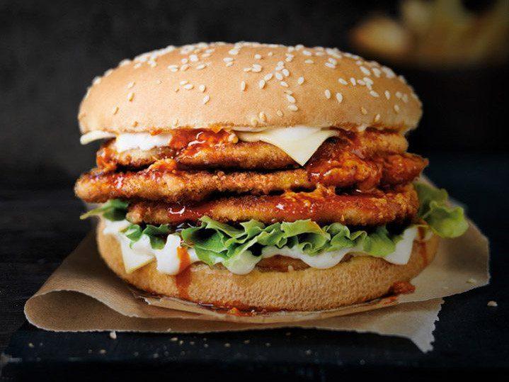 Oporto Bondi Burger