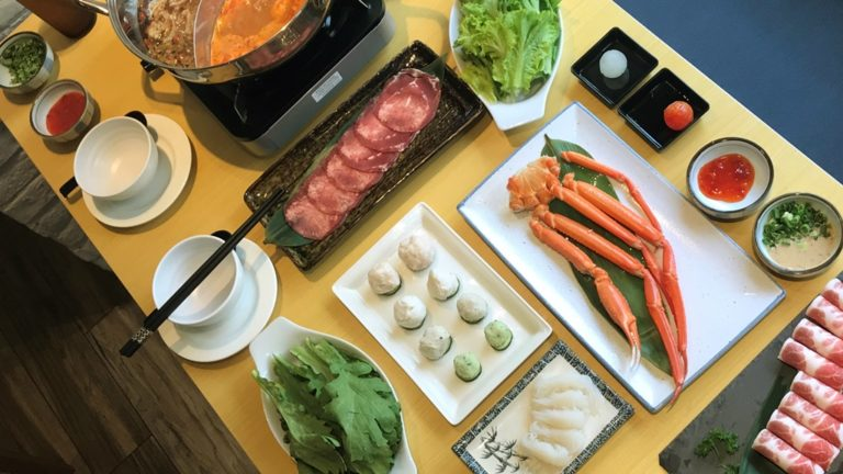 Ding Xian Hotpot: First-ever Hot Pot Restaurant in Singapore