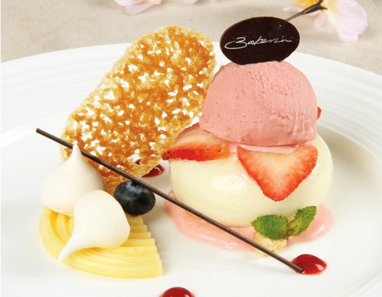 Lychee Mousse