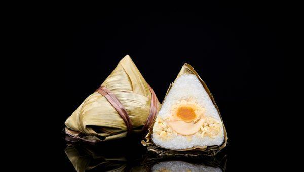 Mitzo_Rice dumpling with abalone, pork