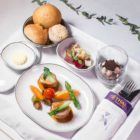 Thai Airways Michelin Starred Gastronomic Experience