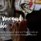 Vineyard to Table Masterclass