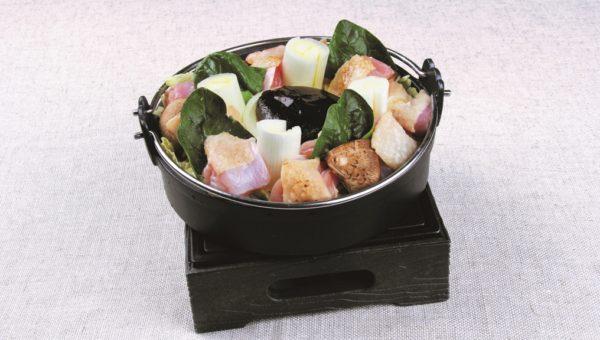 Beef Miso Dare Sukiyaki