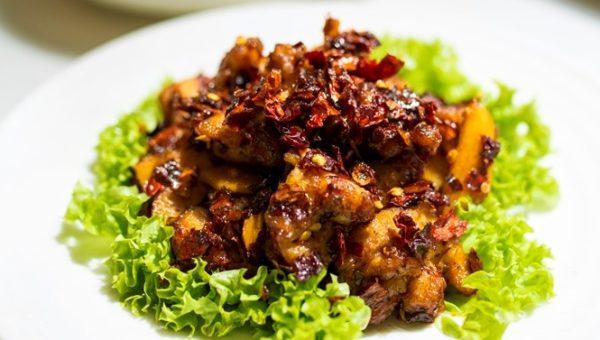Kaohsiung Chilli Chicken