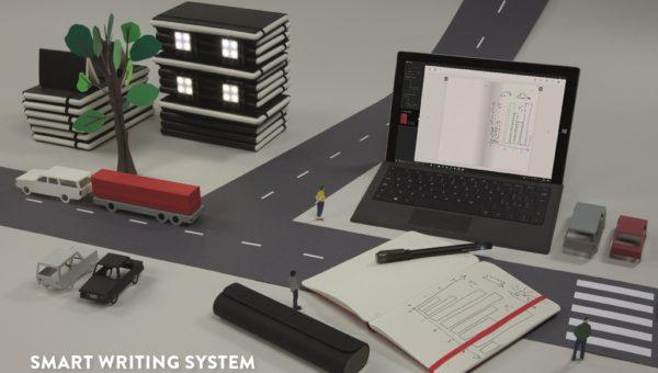 Smart Writing System_KV-02