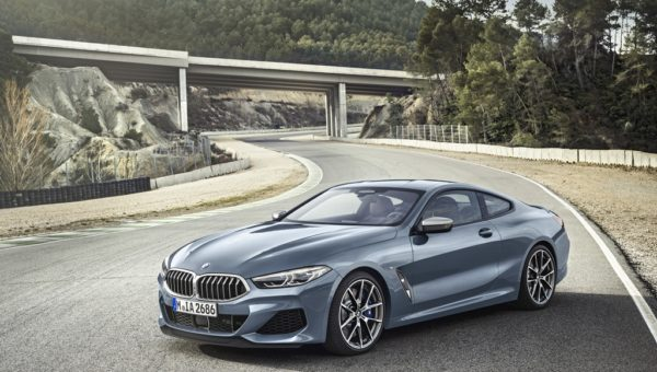 All-new BMW 8 Series