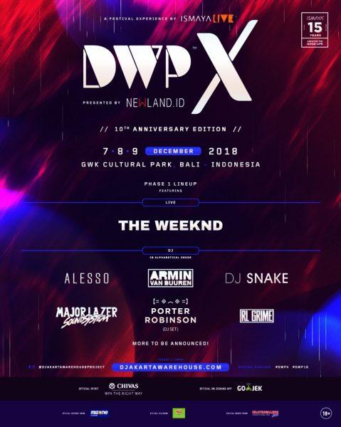 DWP X