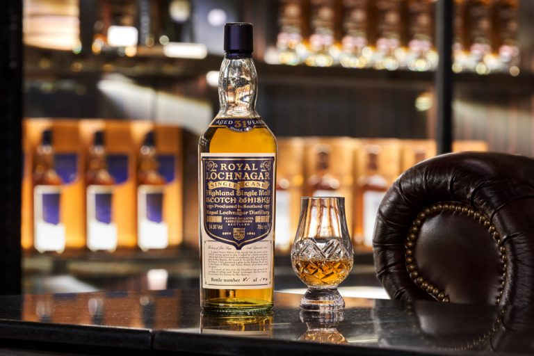Single Cask 31 year old Royal Lochnager