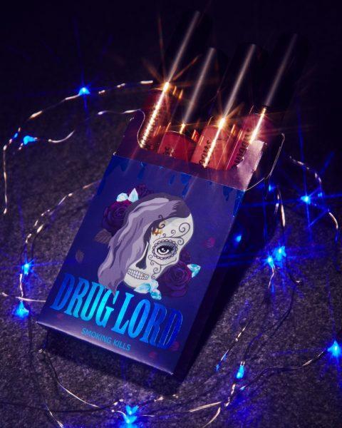 Velveret - Drug Lord (Halloween Edition)