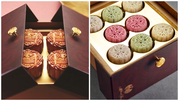 Madame Fan, JW Marriott Singapore South Beach Mooncakes