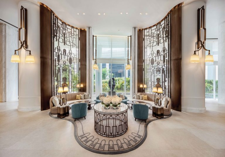 Waldorf Astoria Debuts In South East Asia In The Heart Of