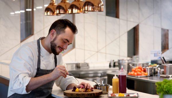 Chef Benjamin Halat, CURATE (2)