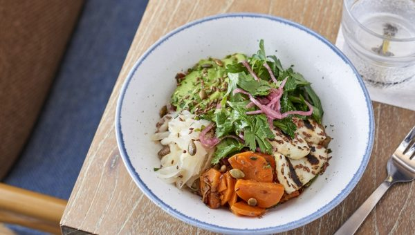 Haloumi & Herb Grain Bowl_Summerlong