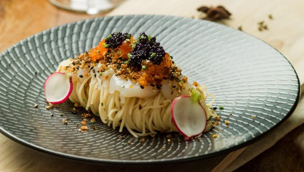 Scallop Capellini