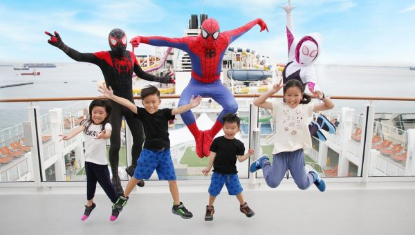 Genting Dream x Spider Man_7