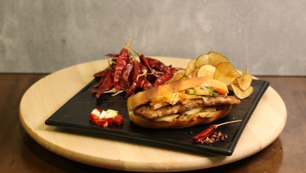 Mala Long Burger