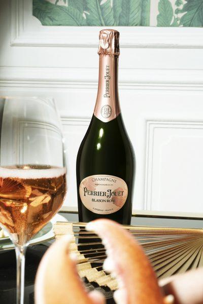 Blason Rosé  Champagne