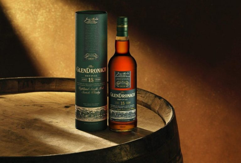 Glendronach Revival Aged 15 Years