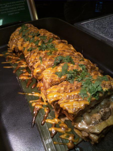 Lobster Roti John