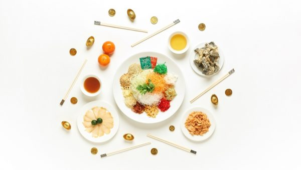 Ah Hoi's Kitchen Premium Yu Sheng with Abalone