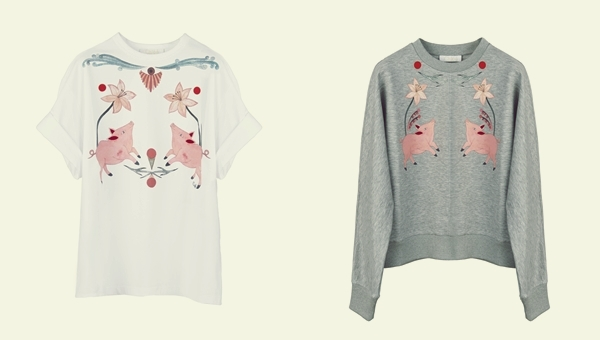 Chloe Shirts