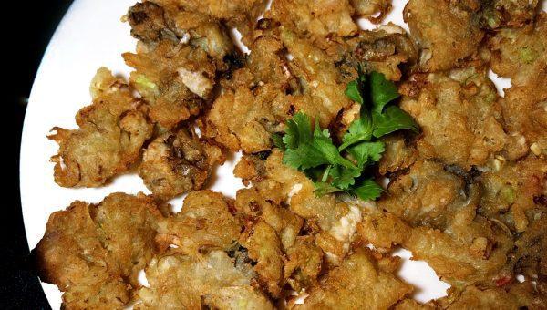 Fujian Extraordinary Fried Oysters