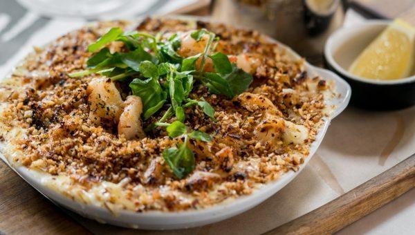 Lobster&Shrimp Mac n Cheese