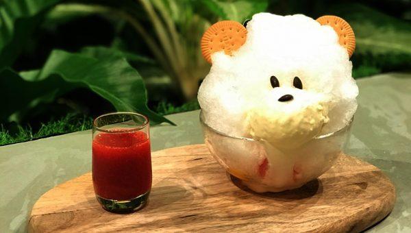 Bear Dessert