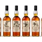 Game of Thrones Single Malt Scotch Whisky Collection_Bottle Design