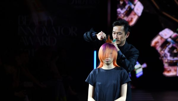 Shiseido Professional BIA 2018-19 - Live Styling & Cutting by Toshihide Mori