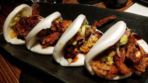 Soft Shell Crab Bao