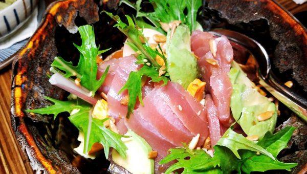 Tuna Sashimi Donburi