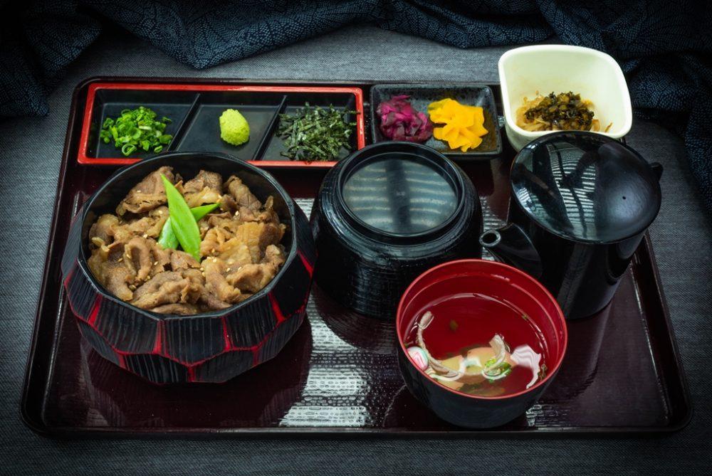 Beef Shabu Hitsumabushi