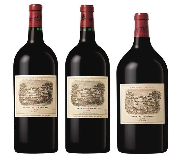 CHÂTEAU LAFITE ROTHSCHILD DOUBLE MAGNUM COLLECTION