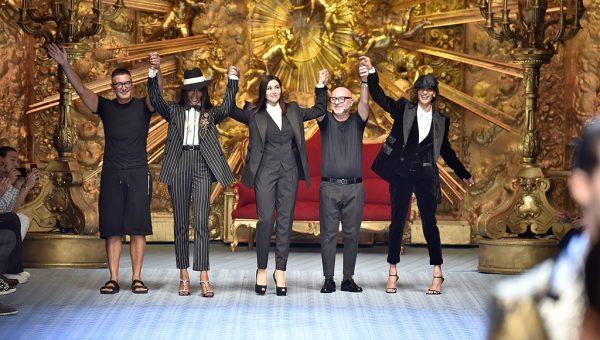 Dolce Gabbana Milan Menswear Spring Summer 2019 Milan June 2018