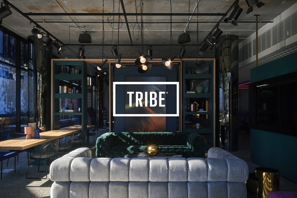 TribeHotel featured with logo