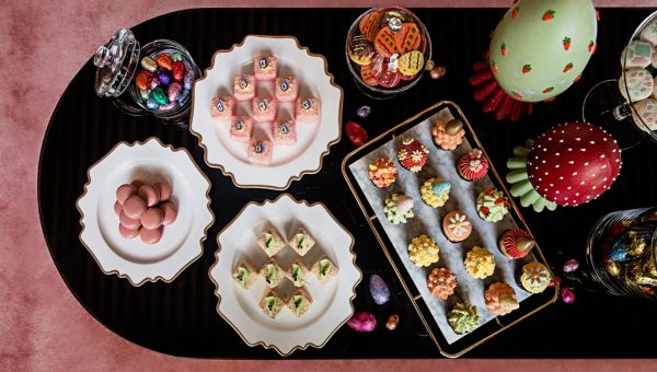 The Murray-The Tai Pan-Easter Dessert Buffet