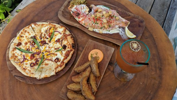 Ulu Cliffhouse Diego Munoz's Culinary Creations